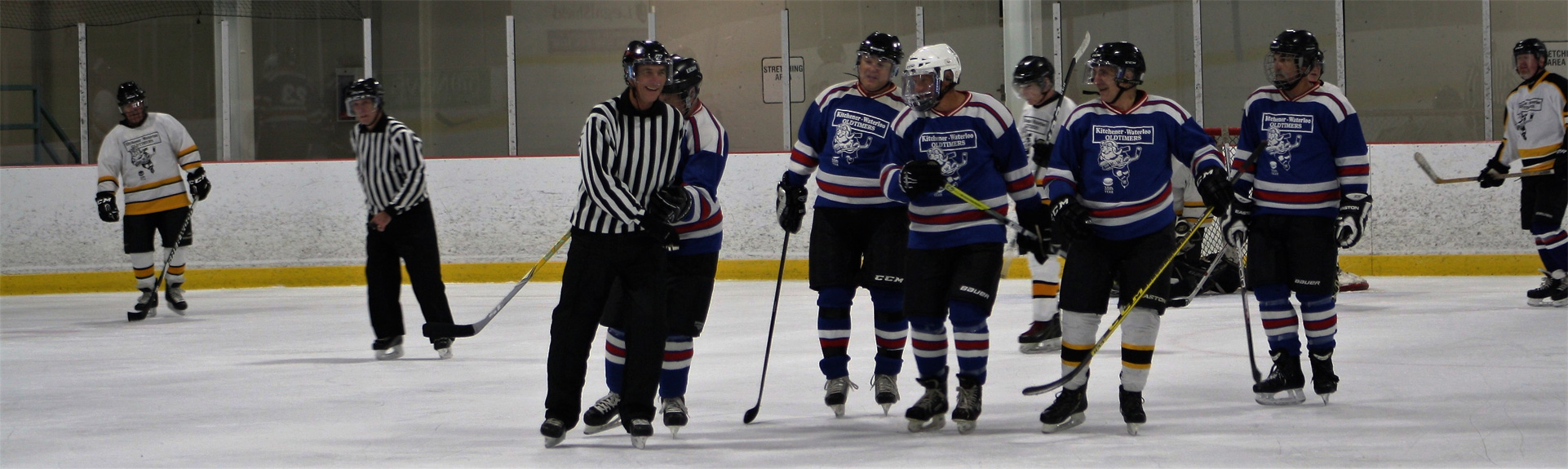 K-W Oldtimers' Hockey Club