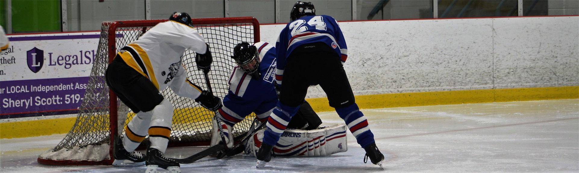 43rd Season of Hockey