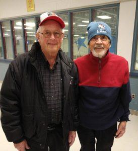 Glenn Reist and Don Herner